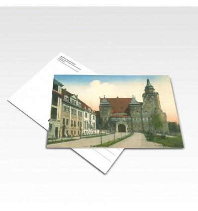 Tolkmicko w starej pocztówce
